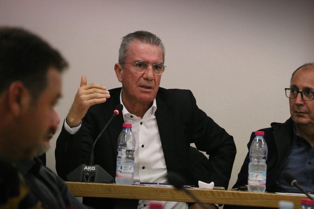 """Στράτος Ιωάννου: """"Δεν σταματάμε εδώ – Σημαντικά έργα αναβάθμισης των ΤΟΕΒ"""""""