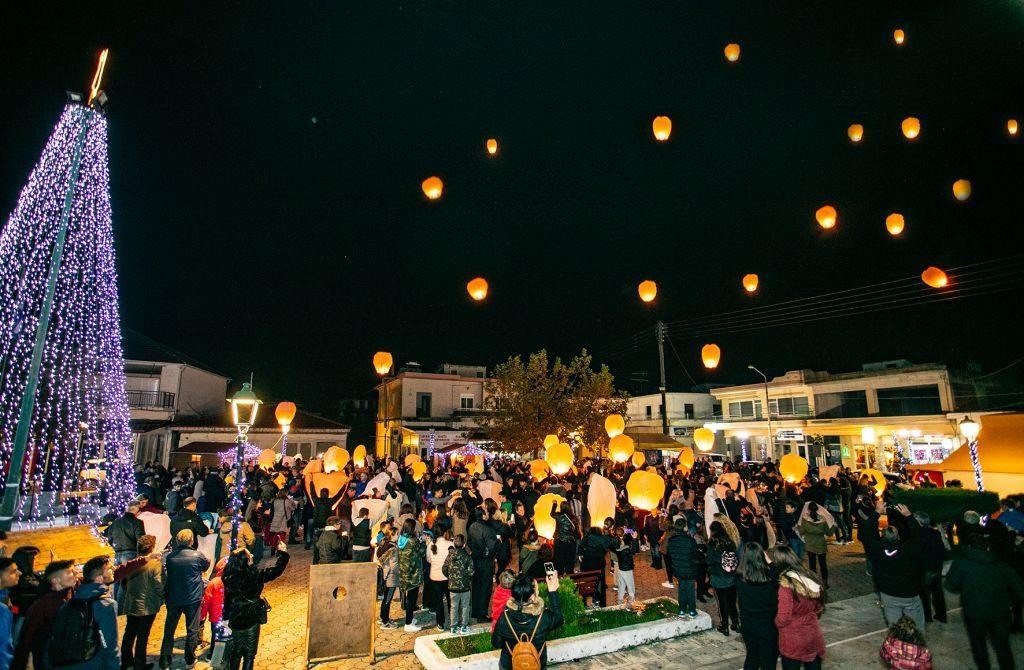 Πρέβεζα: Ξεκίνησαν οι Χριστουγεννιάτικες εκδηλώσεις στον Δήμο Πάργας