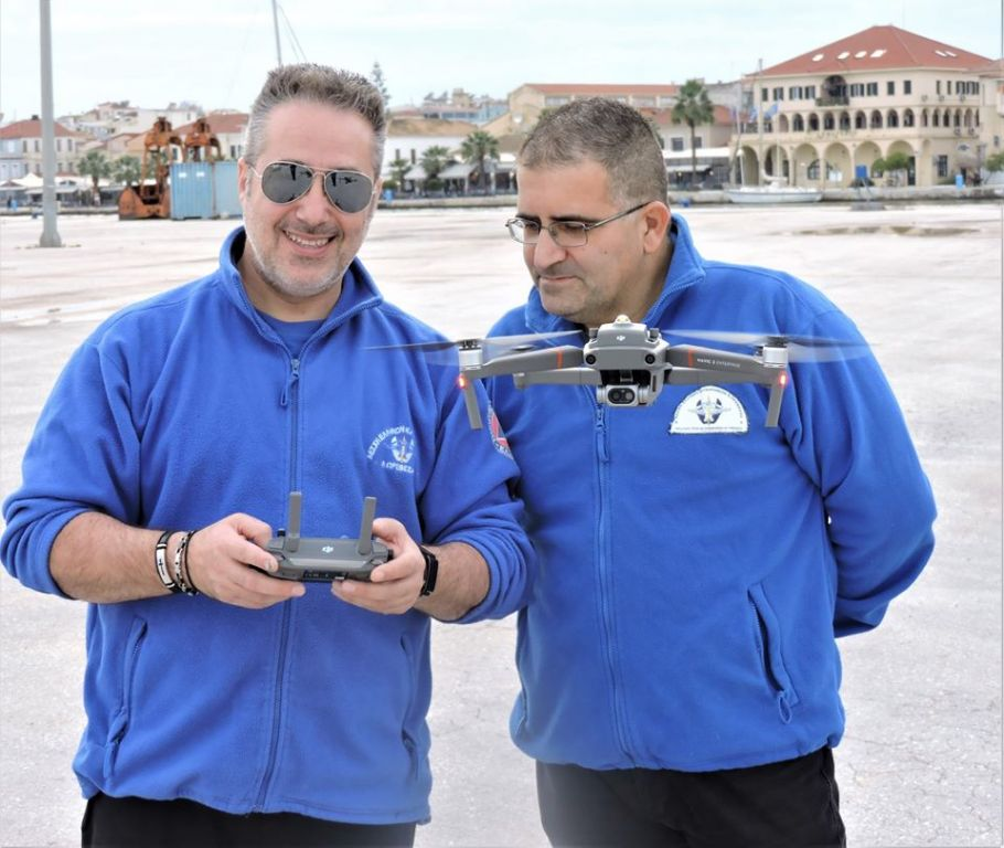 Πρέβεζα: Ένα υπερσύγχρονο τετρακόπτερο απέκτησε η Λέσχη Ελλήνων Καταδρομέων Ν. Πρέβεζας