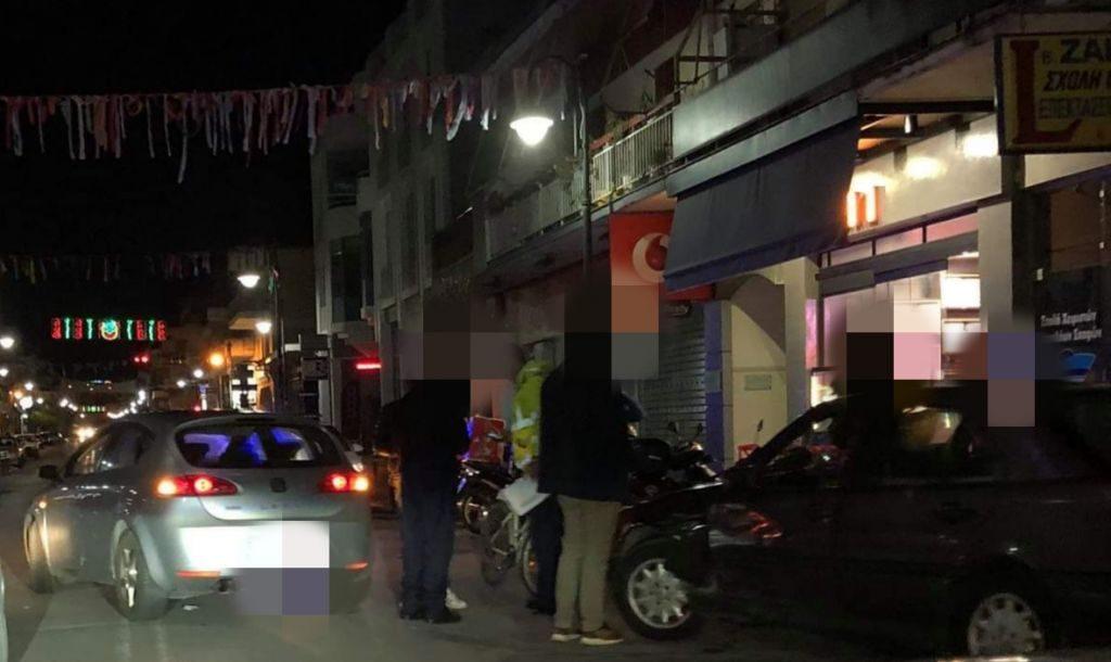 Πρέβεζα: Ξέφρενη πορεία αυτοκινήτου τα ξημερώματα στην Πρέβεζα