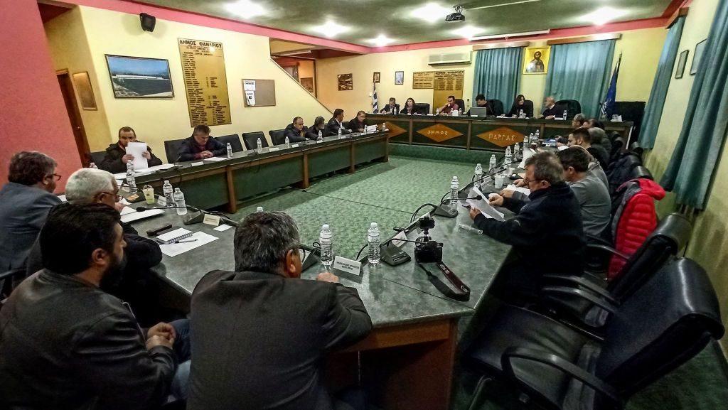 Ορισμός Αντιδημάρχων στο Δήμο Πάργας
