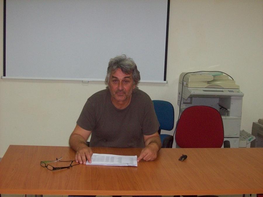 Πρέβεζα: Συλλυπητήρια επιστολή του Συλλόγου διδασκόντων του 2ου Γενικού Λυκείου Πρέβεζας για την απώλεια του Διευθυντή του σχολείου Νίκου Τριάντου