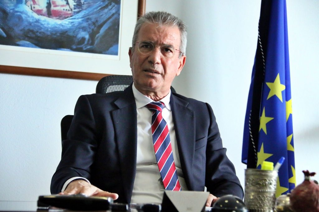 Πρέβεζα: 1,5 εκατομμύριο ευρώ για το Διοικητήριο στο Κάστρο του Αγίου Ανδρέα – Εντάχθηκε στο τεχνικό πρόγραμμα της Περιφέρειας Ηπείρου