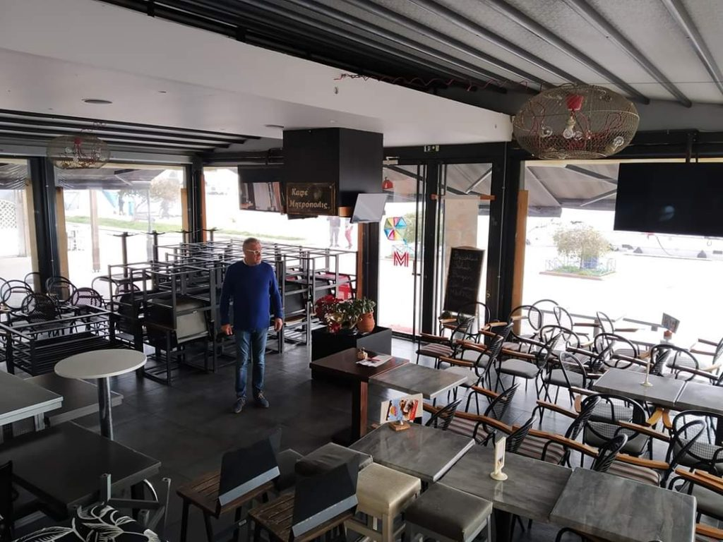 Πρέβεζα: Σπύρος Κόκκαλης - «Κλείστε τα μαγαζιά σας για να τα ξανά ανοίξουμε πάλι με υγεία»