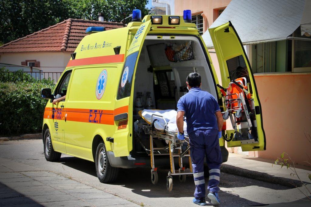 ΠΡΕΒΕΖΑ : Νεκρός σε τροχαίο δικυκλιστής
