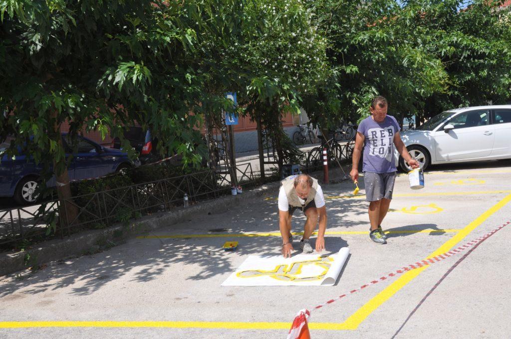 Πρέβεζα: Προσθήκη νέων και συντήρηση των υφιστάμενων θέσεων στάθμευσης ΑΜΕΑ από το Δήμο Πρέβεζας