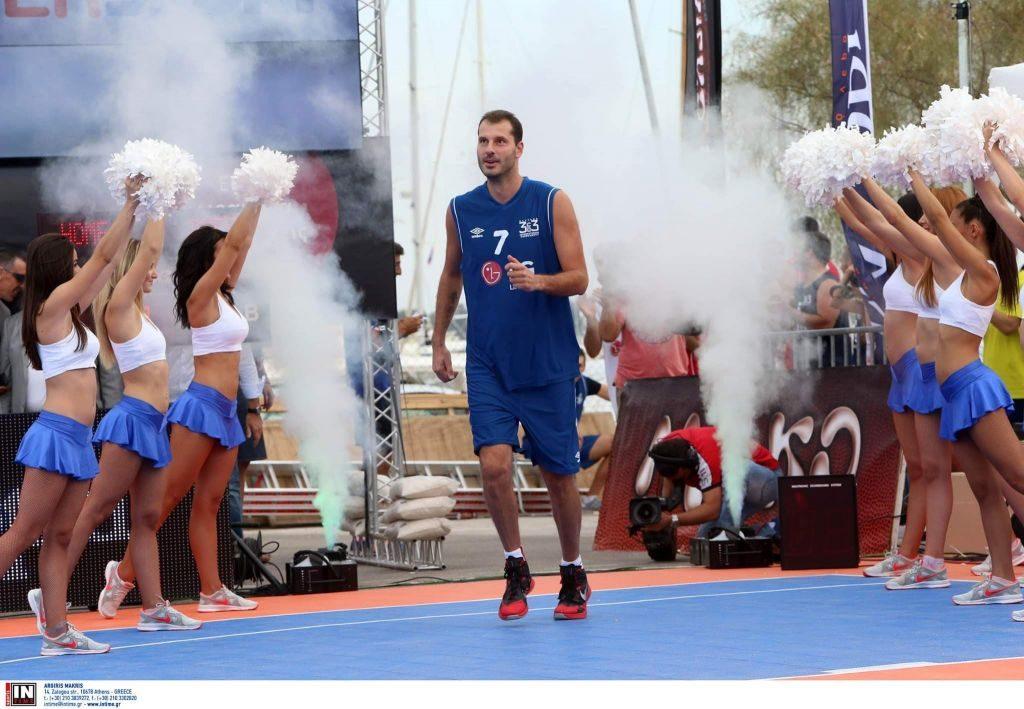 Πρέβεζα: Με την παρουσία του Μιχάλη Κακιούζη έρχεται το 4ο τουρνουά μπάσκετ 3on3 «Πήγασος» στην Φιλιππιάδα