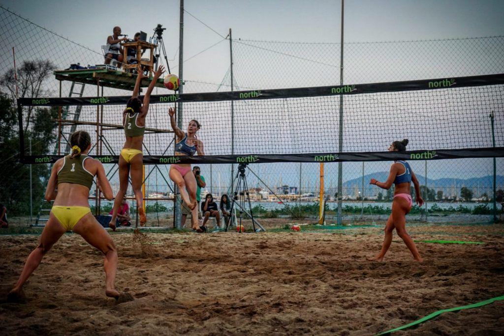 Σήκωσαν την Πρέβεζα ψηλά Σακκά και Γιορανίδη – Πρωταθλήτριες North Area U-19 στο Beach Volley