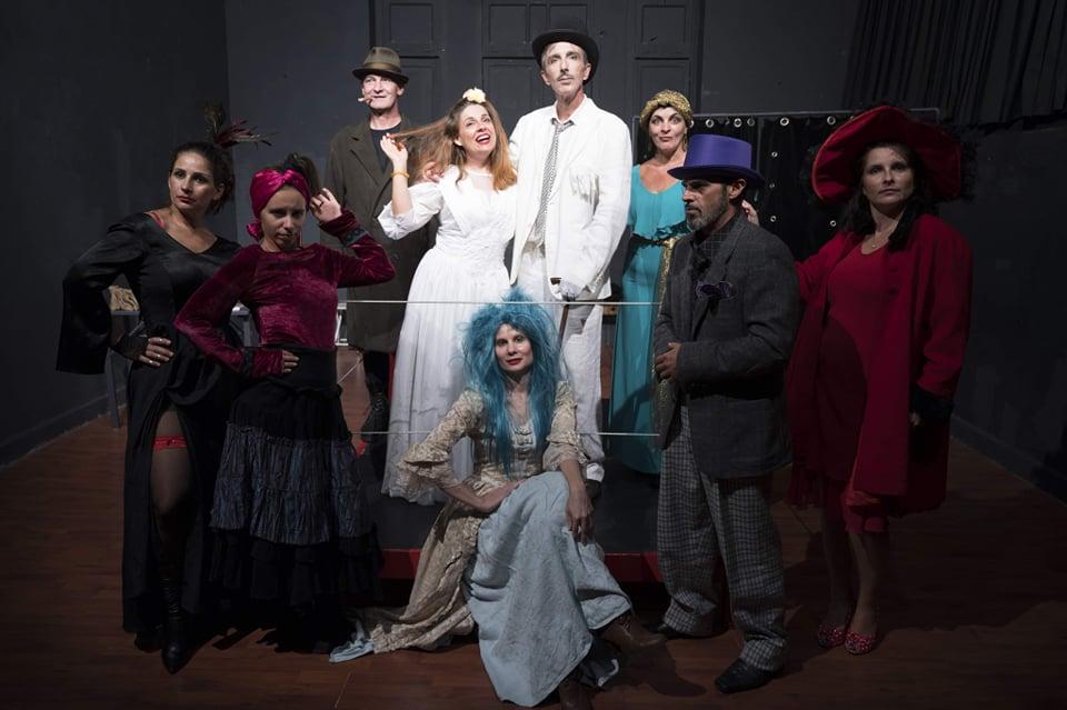 """Το Θεατρικό Εργαστήρι Πρέβεζας παρουσιάζει το έργο  """"Η 'Οπερα της Πεντάρας """"  του Μπέρτολτ Μπρέχτ"""