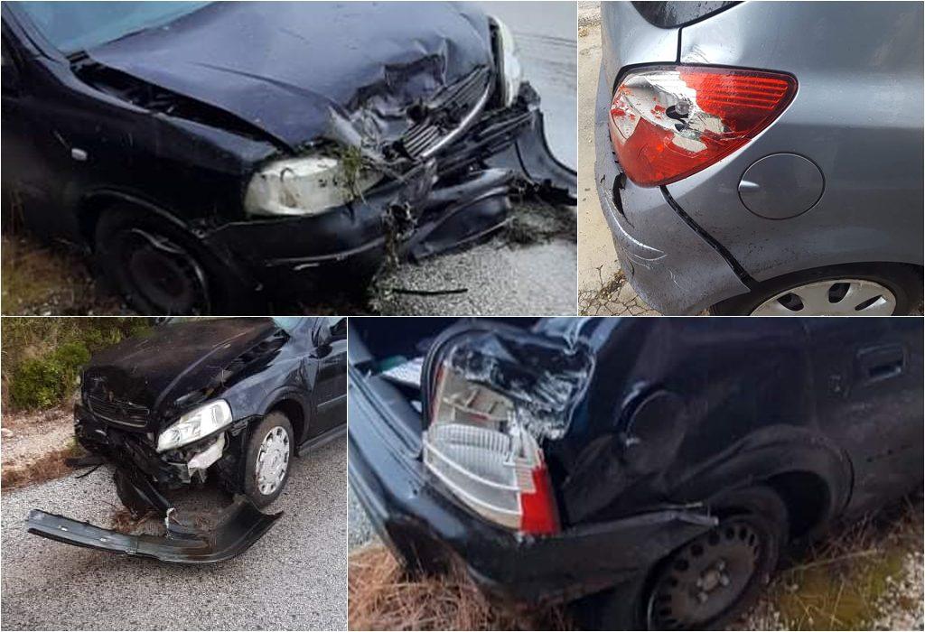 Τροχαίο ατύχημα είχαν ο προπονητής και τέσσερις παίκτες του Απόλλωνα Πάργας