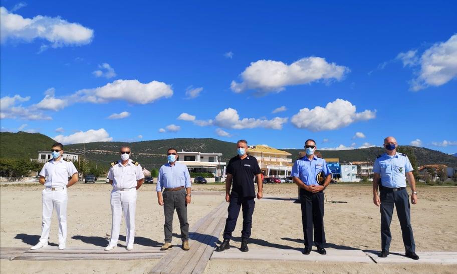 Ολοκληρώθηκε το σεμινάριο Ναυαγωσωστικής και Πρώτων Βοηθειών στην Αμμουδιά