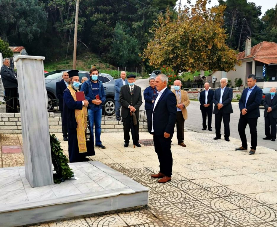 """Την επέτειο του """"ΟΧΙ"""" γιόρτασε η κοινότητα Νικόπολης Πρέβεζας"""