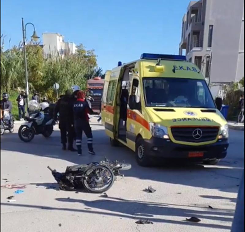 Σοβαρό τροχαίο ατύχημα με τραυματισμό στην Πρέβεζα