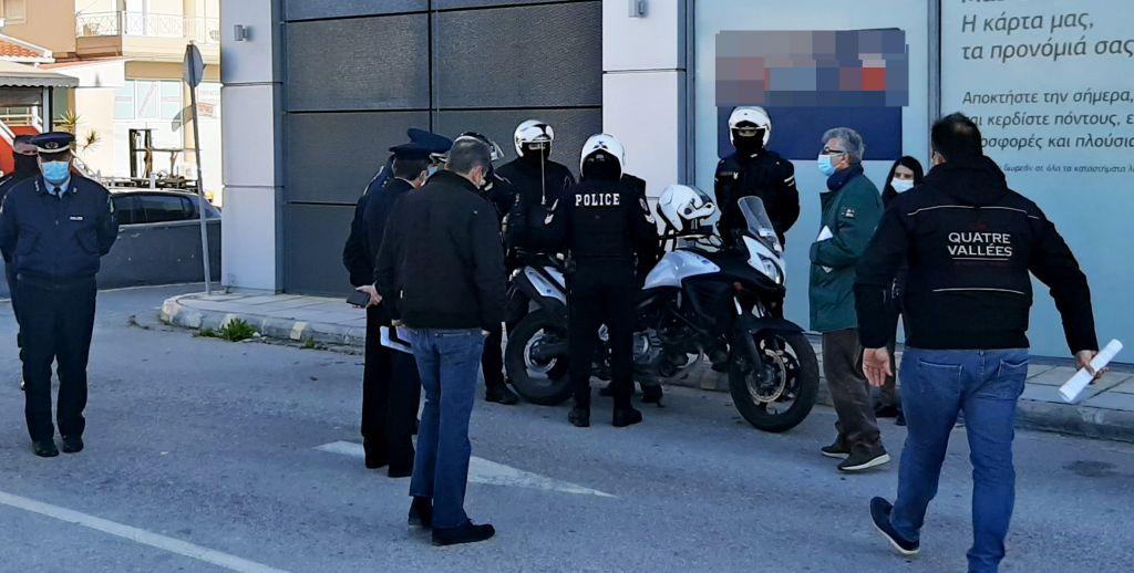 """""""Έπεσαν"""" πρόστιμα σε συνδικαλιστές του ΠΑΜΕ στην Πρέβεζα"""