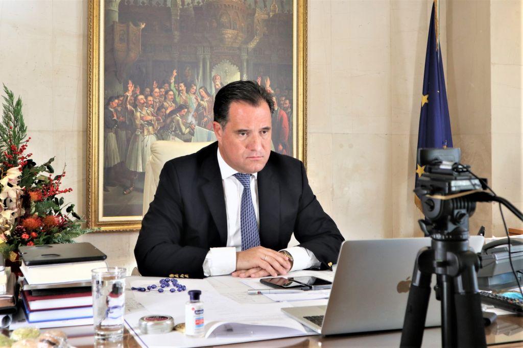 Πρέβεζα : Την ίδρυση λαϊκής αγοράς υπέγραψε ο Άδωνις Γεωργιάδης