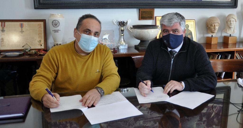 Πρέβεζα : Υπεγράφη η σύμβαση για εκτεταμένες επισκευές και συντηρήσεις στα σχολεία