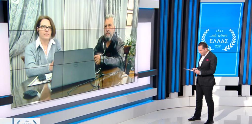 """Το ιστορικό Ζάλογγο και τη θυσία των Σουλιωτισσών στην εκπομπή του OPEN """"Εγένετο Ελλάς"""""""