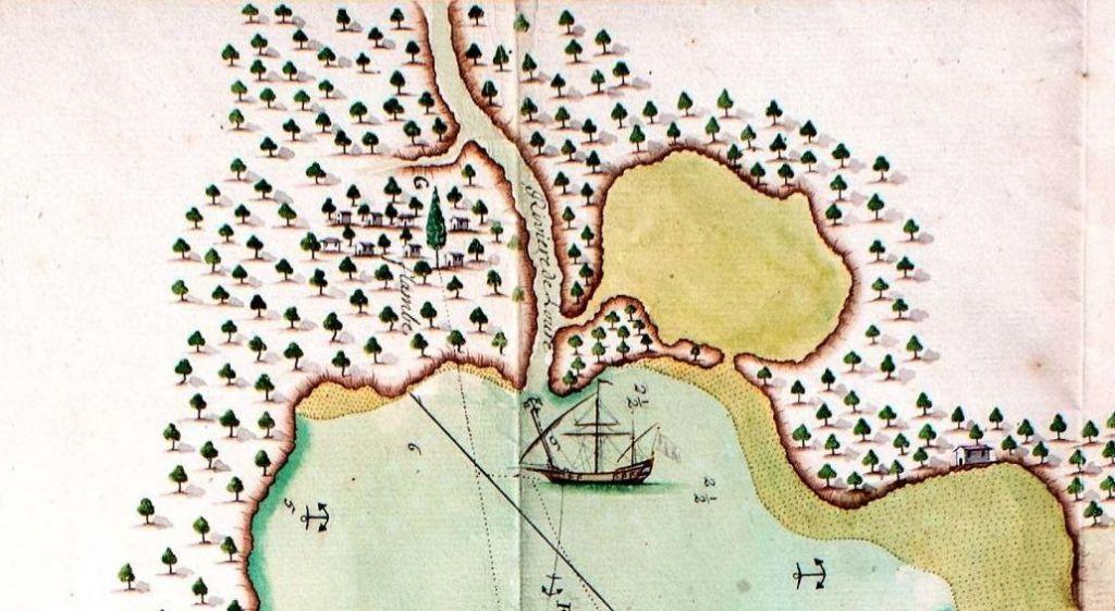 Ένας σπάνιος χάρτης του Αμβρακικού σε δημοπρασία