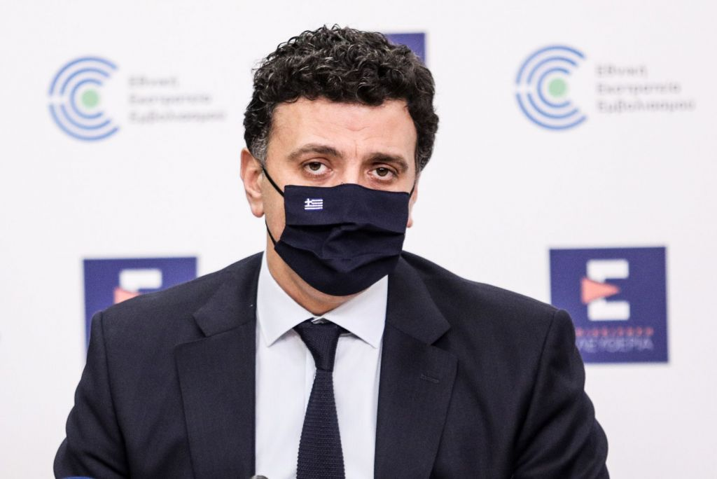 Δεν ανέφερε κατά λάθος την Π.Ε Πρέβεζας ο Υπουργός Υγείας Βασίλης Κικίλιας