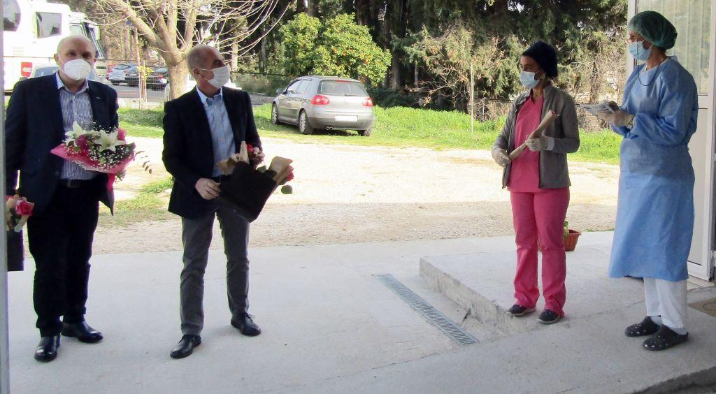 Ο Δήμος Ζηρού τιμά τις γυναίκες της πρώτης γραμμής