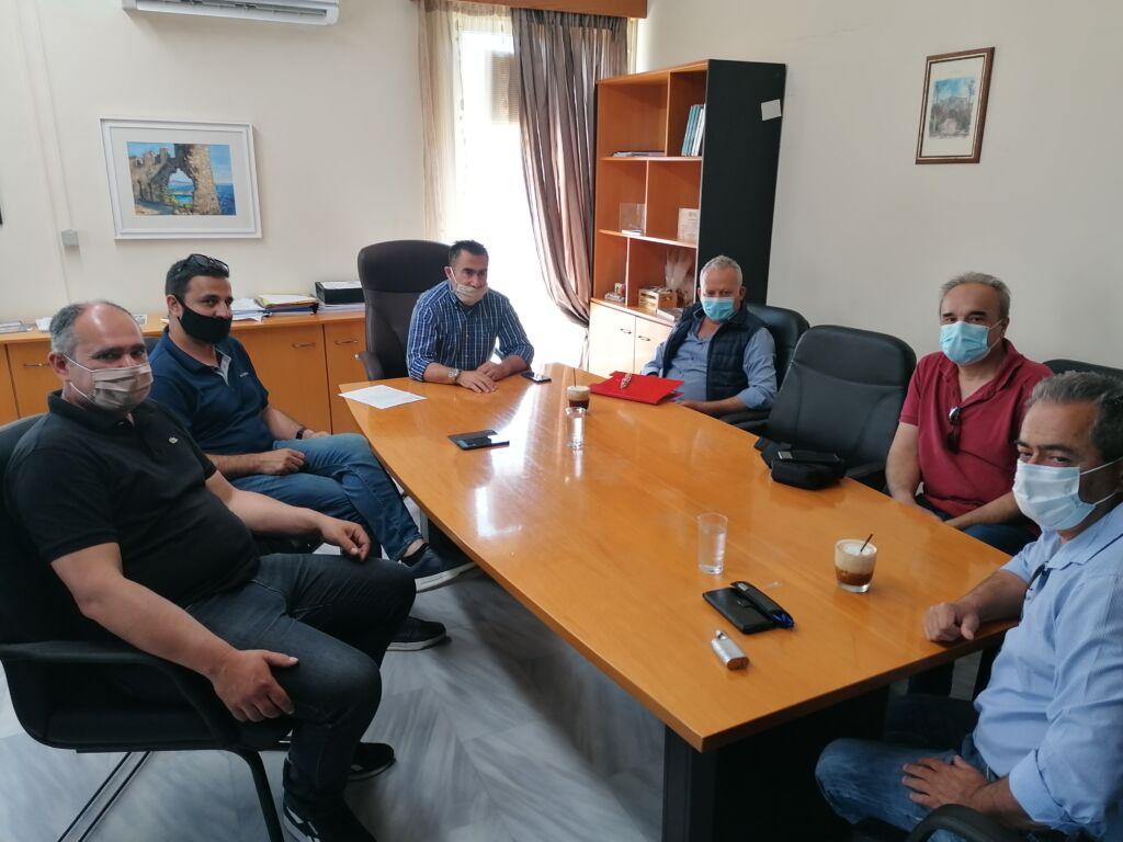Συνεργασία Δήμου Πάργας με ΕΑΓΜΕ και το Πανεπιστήμιο Πατρών