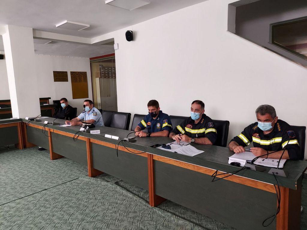 Συνεδρίασε το Συντονιστικό Πολιτικής Προστασίας του Δήμου Πάργας
