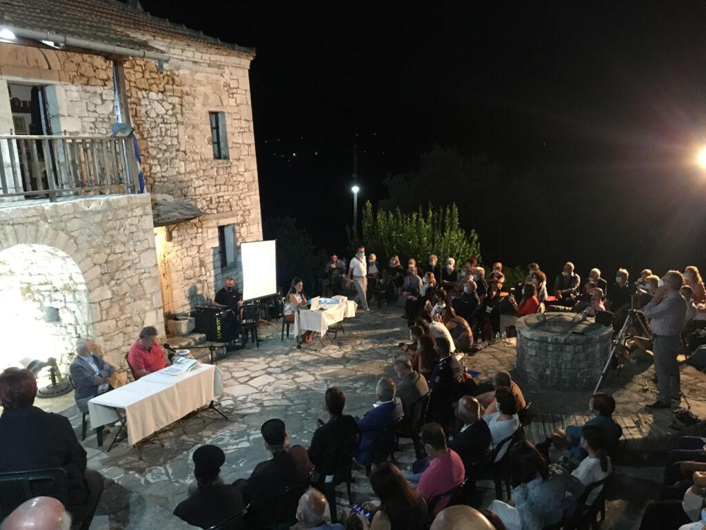 """Η εκδήλωση """"Ξενιτιά και Λαϊκό Τραγούδι"""", πραγματοποιήθηκε με μεγάλη επιτυχία στο Θεσπρωτικό Πρέβεζα"""